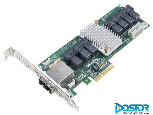 PMC首推12Gb/s SAS扩展卡