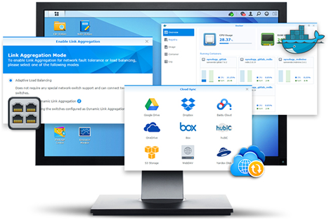 Synology发布DiskStation Manager 5.2 Beta 测试版